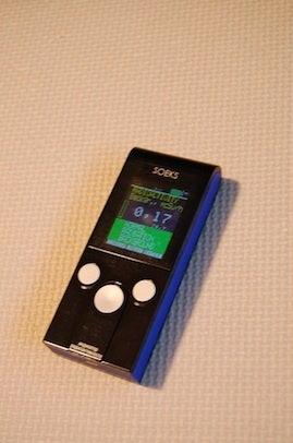 $bsgeigerの放射線簡易測定-SOEKS-01M