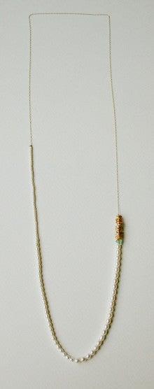 $yull. Jewelry and Life-パールエメロング