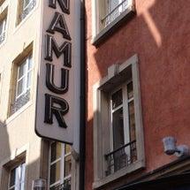 チョコの老舗NAMU…