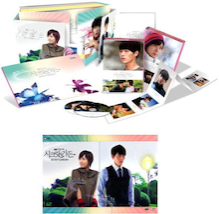 $韓流ドラマ DVDラベル&ジャケット-シークレットガーデン DVD-BOX 韓国版