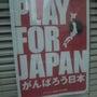 日本のために遊んぢゃ…