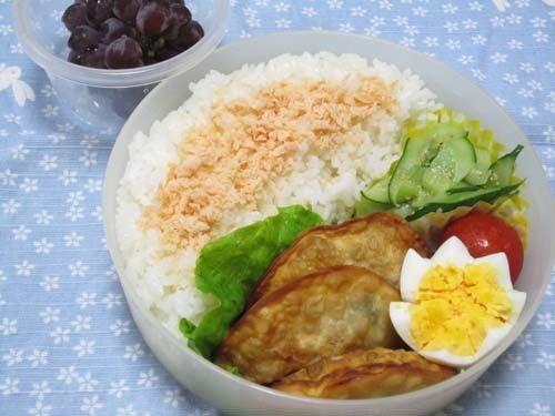 韓国料理サランヘヨ♪ I Love Korean Food-プルコギマンドゥ(餃子)