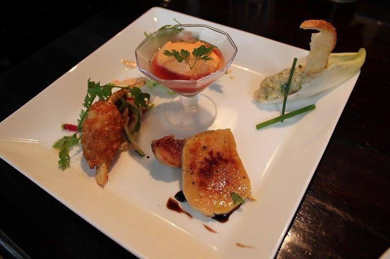 NEC特選街情報 NX-Station Blog-キハチ 銀座本店のお料理