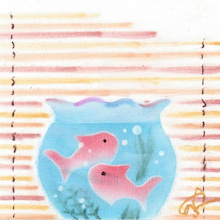 1日3分!お金のワーク みんなのFP船橋信弘のエフピーセラピー♪-金魚