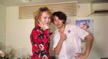 しんご王子の『君の瞳にうつった王子に乾杯☆』-黒田勇樹さんと王子