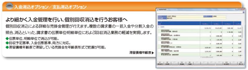 依田会計IT室長によるOBC奉行活用術-入金消し込みオプション