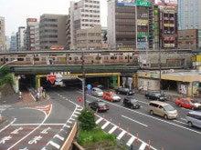やっさんのGPS絵画プロジェクト -Yassan's GPS Drawing Project--飯田橋駅