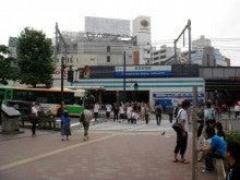 やっさんのGPS絵画プロジェクト -Yassan's GPS Drawing Project--高田馬場駅