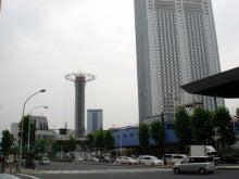 やっさんのGPS絵画プロジェクト -Yassan's GPS Drawing Project--東京ドームシティ