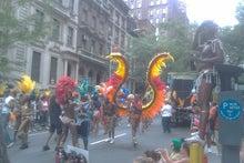N.Y.に恋して☆-Gay parade 1