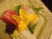 ヒトミンのブログ-sashimi