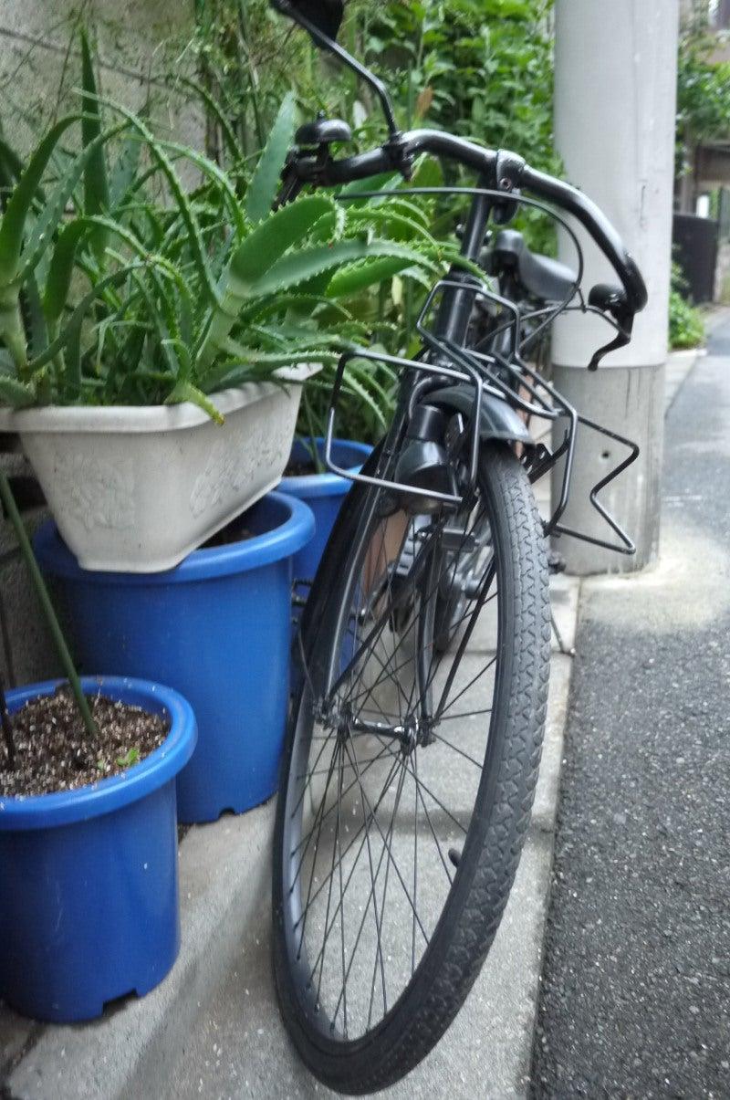 スライダーズおやじ-スーパーカーライト自転車
