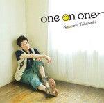TakahashiNaozumiStaffのブログ-one on one 限定盤JT