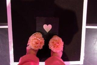 新谷良子オフィシャルblog 「はぴすま☆だいありー♪」 Powered by Ameba-お立ち台には。