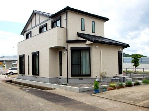 徳島県で家を建てるならサーロジック-和モダン外観