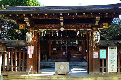 東條的世界最古の国へようこそ-下谷神社7