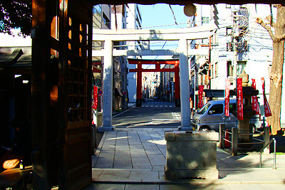 東條的世界最古の国へようこそ-下谷神社3