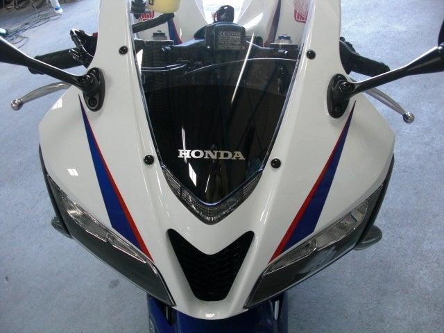 京都の女職人が書く車のブログ☆★-HONDA バイク