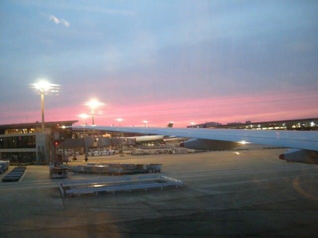 $samiのブログ in あめりか-6/15/2011 成田航空