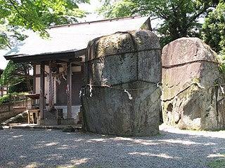晴れのち曇り時々Ameブロ-三ツ石神社