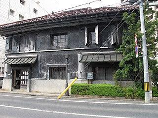 晴れのち曇り時々Ameブロ-旧井弥商店
