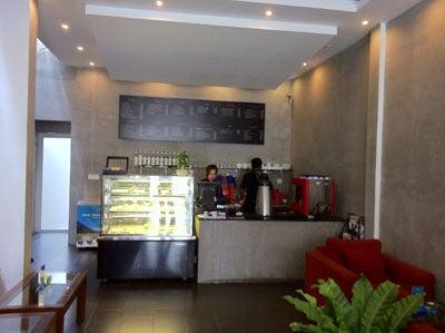 Gen the world ~ちょっとクールにアジアンな日々~-カフェ
