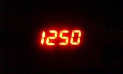 本焼き温度計