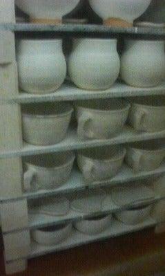 本焼き窯詰