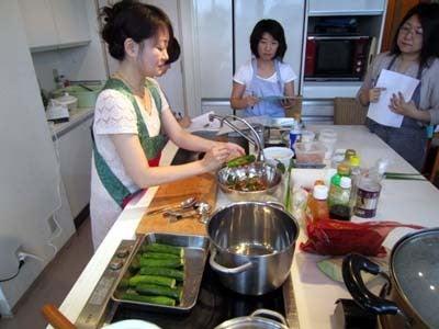 韓国料理サランヘヨ♪ I Love Korean Food-手作りキムチ教室