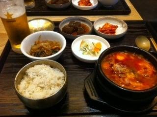 韓国料理サランヘヨ♪ I Love Korean Food-銀座 ソソンジェ