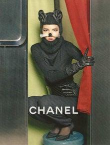 frejaのブログ-Chanel 2011AW Campaign2