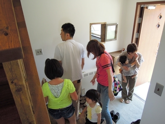 リノベーションで北海道の豊かな暮らし-札幌ブロック造リノベーション、完成見学会