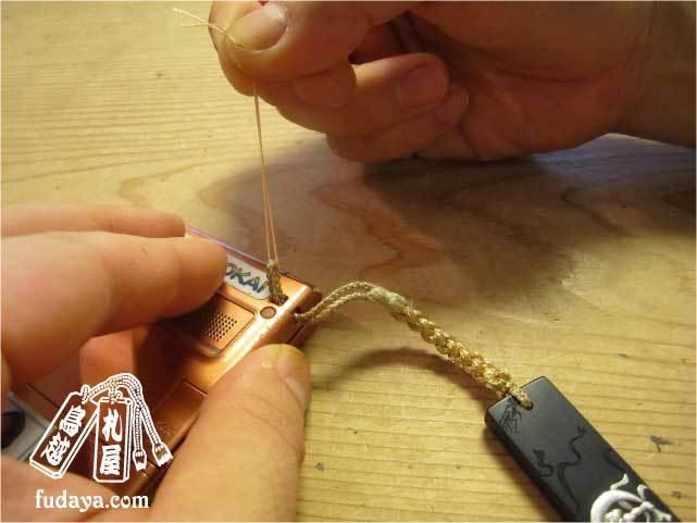 -糸をガイドにすると楽に