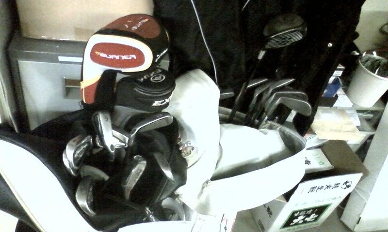 東北ゴルファーへクラブ寄贈プロジェクト