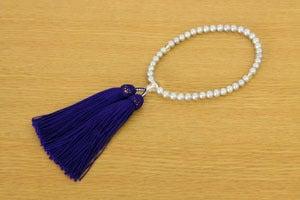 $きもの菱屋 ブログ 「店主の日々」-きれいになった数珠