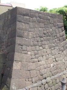 黒田 涼と「江戸城を歩く」-牛込見付門