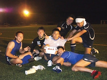 $SUNDAI RUGBY MANAGER BLOG-純希B.