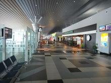 まったりトラベラーのまったりブログ-コタキナバル国際空港