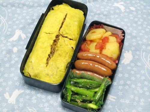 韓国料理サランヘヨ♪ I Love Korean Food-アスパラナムル