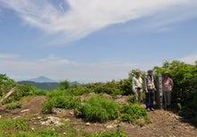 白神山地ツアーで能代山本地区の活性化すっぺ-2011年7月の白神山地・藤里駒ケ岳6