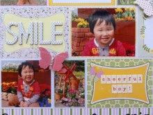 みかんMAMA♪の『OH MY HAPPY BOY☆』-AGP#12②