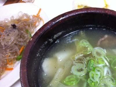 韓国料理サランヘヨ♪ I Love Korean Food-武橋洞 新大久保