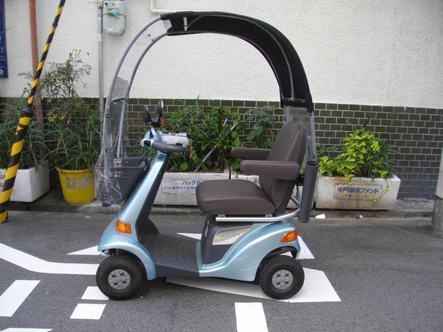 4輪電動車: ついに自転車に ...