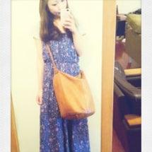 今日の服装。