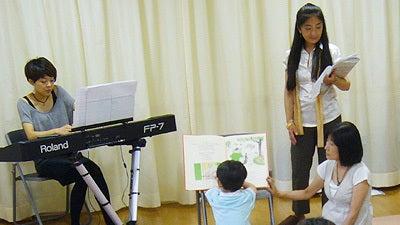 マタニティママと赤ちゃんの大事な時期をオシャレにメッセージ♪マタニティのシンボルマークBABY in ME公式ブログ-七夕コンサート絵本