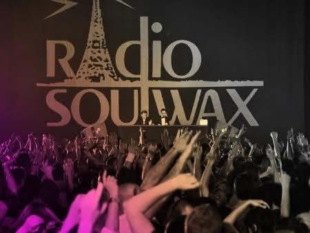 $∞最前線 通信-radio soulwax