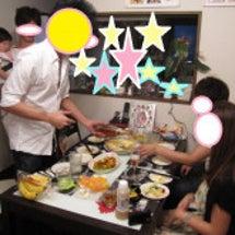 ☆ ホームパーティー…