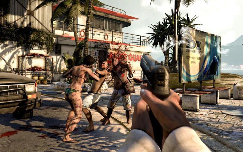 DEAD ISLAND PS3 Xbox360