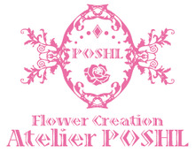 $★Positive Happy Life★ by POSHL.Inc-Flower Creation Atelier POSHL