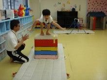 【学童保育+学習指導】Dreamin(ドリーミン)のブログ-体操_20110714_01